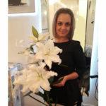Меньшикова Наталья, мастер ногтевого сервиса.