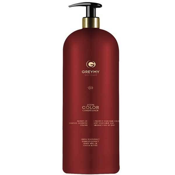 Greymy Zoom Color Conditioner - Кондиционер для окрашенных волос 1000 мл