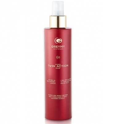 Greymy Zoom Color Hydra Twin Action Spray - Спрей двойного действия для увлажнения волос и защиты цвета 200 мл