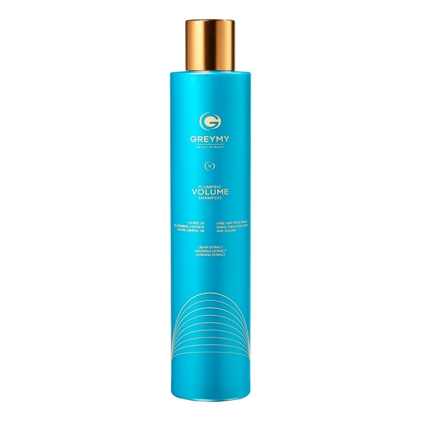 Greymy Plumping Volume Shampoo - Уплотняющий шампунь для объема 250 мл
